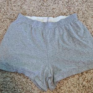 Grey Soffe Shorts